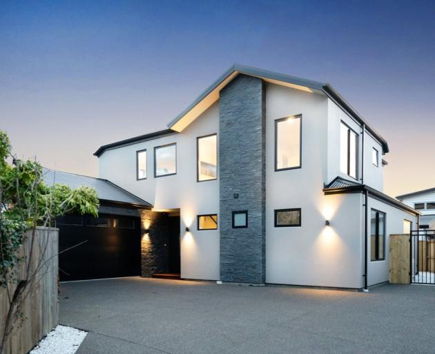 This house on Taylor Ave, Fendalton, is valued at between $1,225,000 and $1,295,000. Photo:...