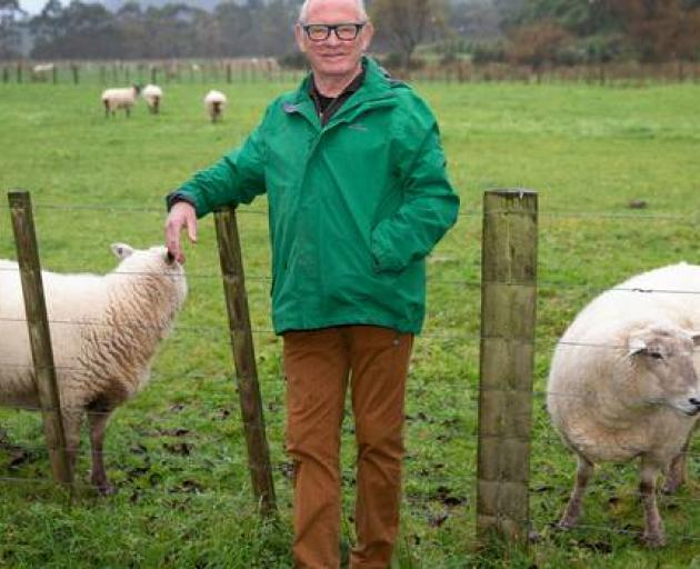 Kevin Milne is a former broadcaster and journalist. Photo: NZ Herald