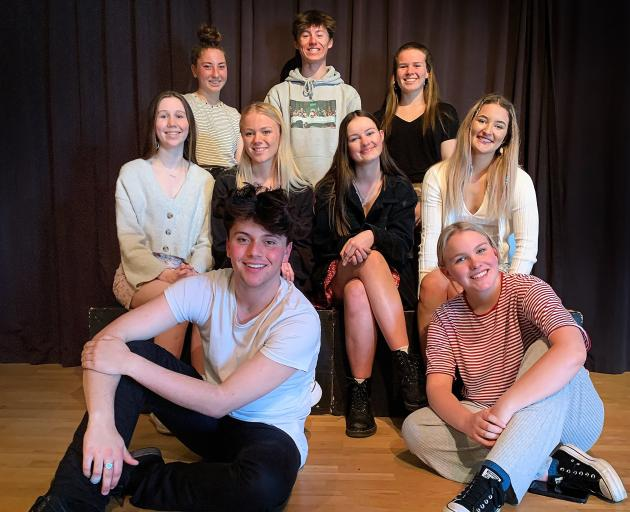 Mount Aspiring College Showquest on Screen Otago/Southland regional competition winners (from...
