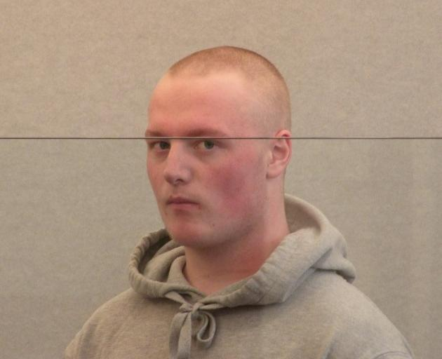 Ollie Walker (19) will be closely monitored for the next 18 months after another violent attack....