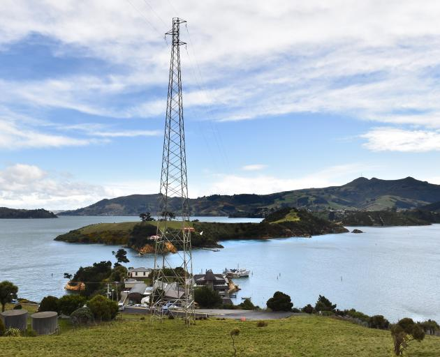 Power lines crossing Otago Harbour, between Port Chalmers and Portobello, will be removed and...