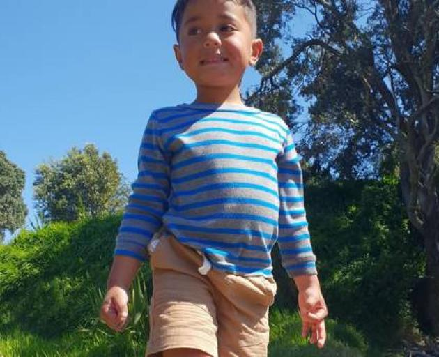Six-year-old Rozayah Hudson was fatally injured in a farm accident in the Eastern Bay of Plenty on Friday. Photo: Facebook via NZ Herald