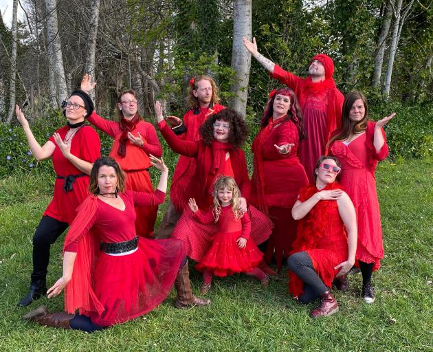 Gearing up for Dunedin's second year participating in the ''Most Wuthering Heights Day Ever''...