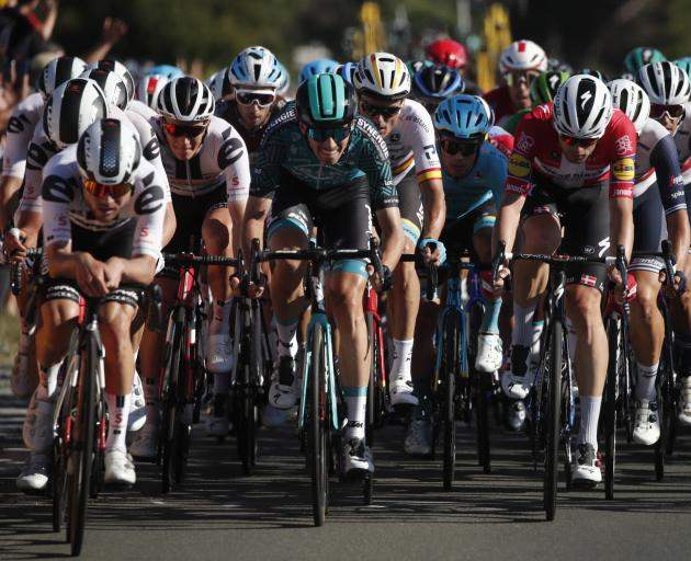 The Tour de France is in its 10th stage. Photo: Reuters