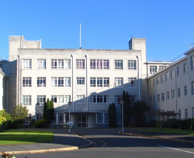 Wakari Hospital. Photo: Wikimedia Commons.
