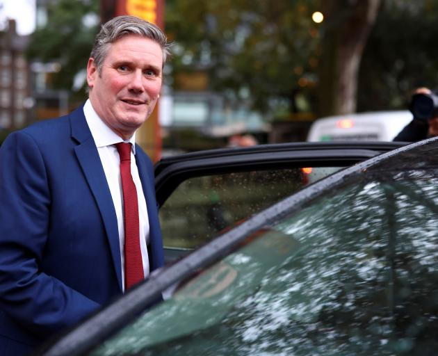 """Sir Keir Starmer says the government's plan """"simply isn't working"""". Photo: Reuters"""