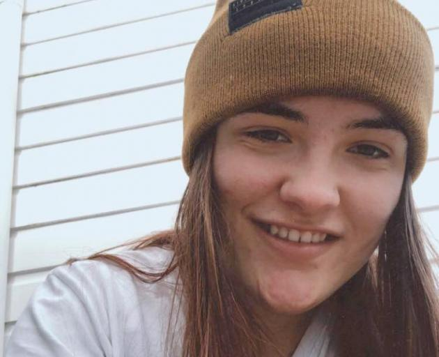 Jade O'Connell (19), who has Tourette syndrome, was denied entry on an Air New Zealand flight...