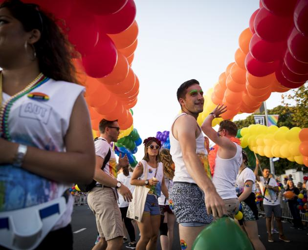 The LGBT community in New Zealand has welcomed Labour's vow to ban conversion therapy. PHOTO: THE...