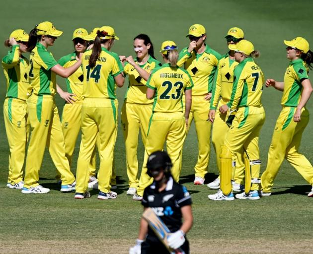 Australian Women's Team Equals World-record for Most Consecutive ODI Victories