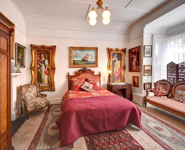 The main bedroom.