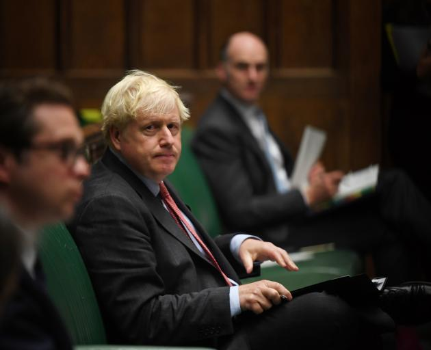 British PM to outline new virus lockdown system