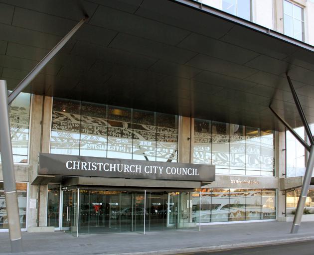 Christchurch City Council. Photo: File