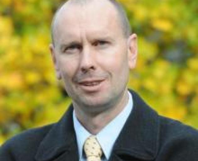 Dougal McGowan. Photo: ODT files