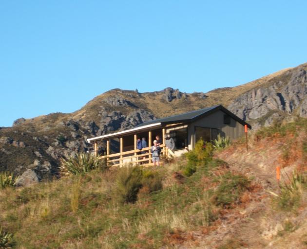 Jubilee Hut. Photo: ODT files