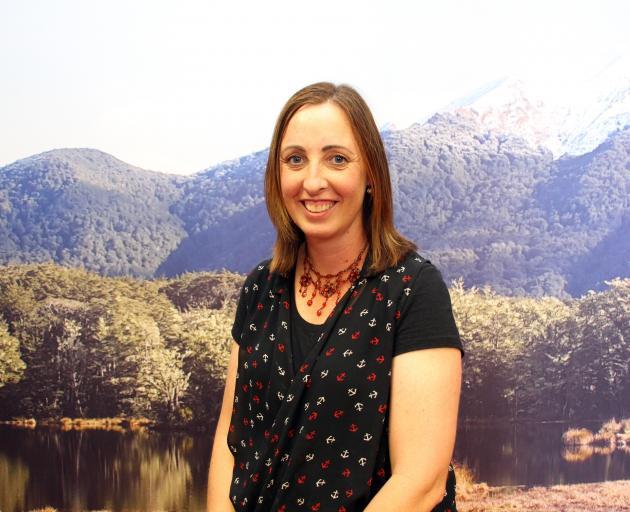 Southland farmer Bernadette Hunt is a finalist in a primary industry leadership award. PHOTO:...