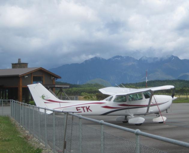 Te Anau Airport. Photo: ODT files