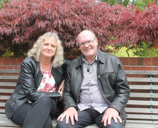 Labour MP Liz Craig, pictured yesterday with her husband Philip Melgren, is likely to return to...