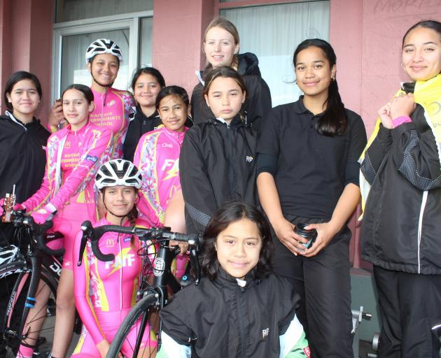 Far North Flash team members from Kaitaia Primary School were in Bluff at the weekend for the...