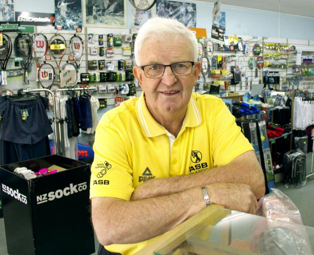 Bishopdale Sports World owner Tony Ralfe is disappointed to permanently close his store after...