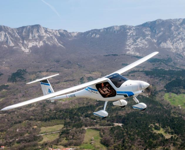 The Pipistrel Alpha Electro. Photo: Supplied