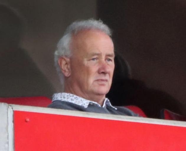 EFL chairman Rick Parry. Photo: Reuters