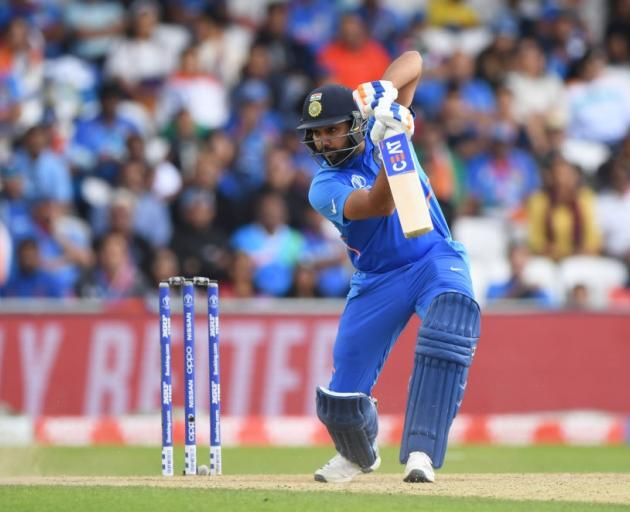 Rohit Sharma has not been included in India's squads for Australia due to injury. Photo: Getty...