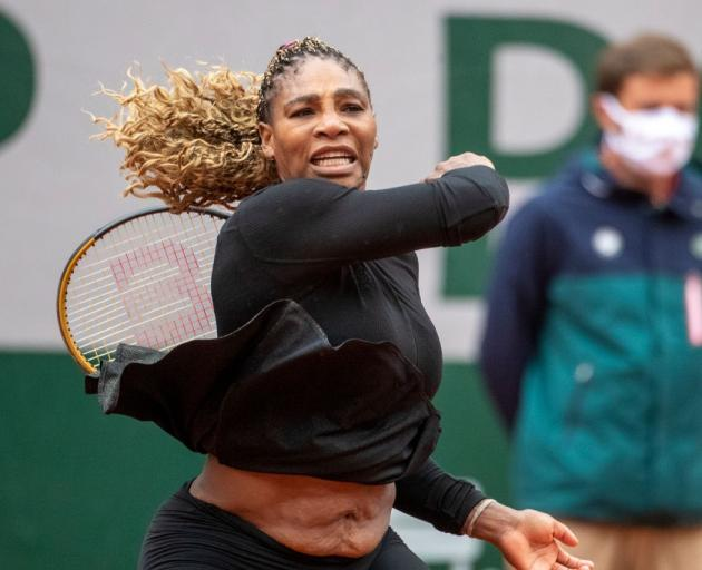 Serena Williams has withdrawn from the French Open with an achilles injury. Photo: Getty Images