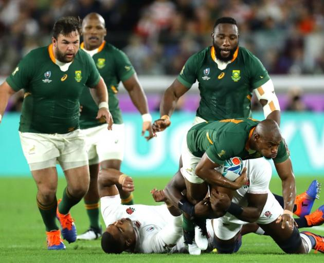 South Africa Rugby has been given a 48 hour deadline to decide if the world champion Springboks...