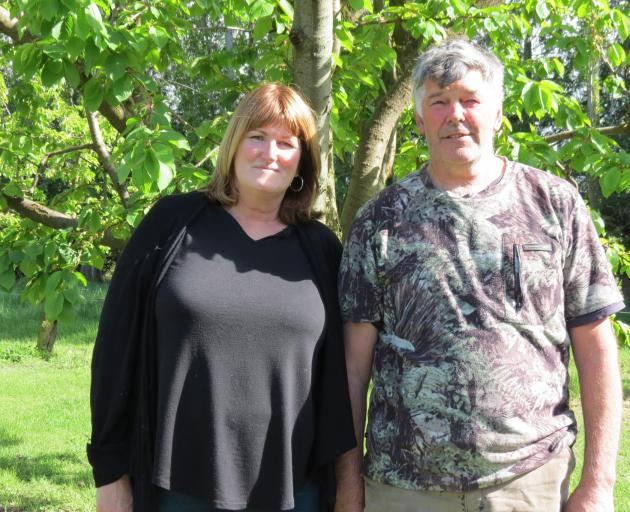 Malcolm and Wendy Black own a dairy farm in Clinton, have a cherry orchard, and run a Park Over...