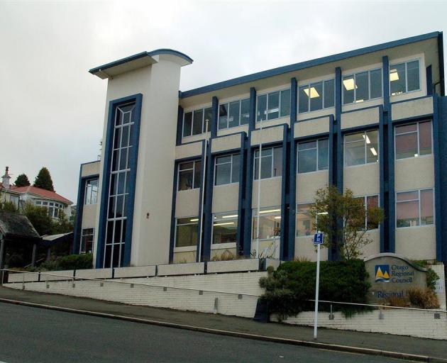 The Otago Regional Council building in Stafford St, Dunedin. Photo by Craig Baxter.