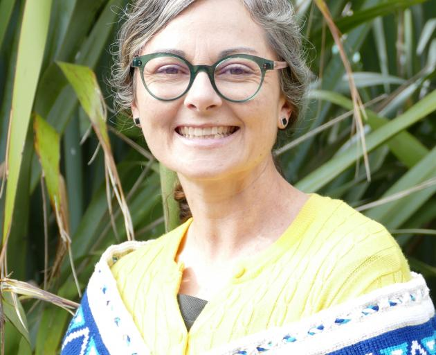 Nicola Jacobsen has been appointed as the new principal of Wanaka's Mount Aspiring College. Photo:  Supplied