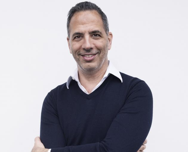 """Yotam Ottolenghi likes to take a """"flexitarian"""" approach to cooking and eating, so many of his..."""