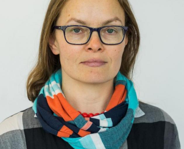 Catherine Bishop. Photo: UC