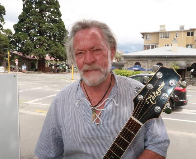 Noel Coutts will play his song, 29 Ghosts, at today's Pike River commemoration....