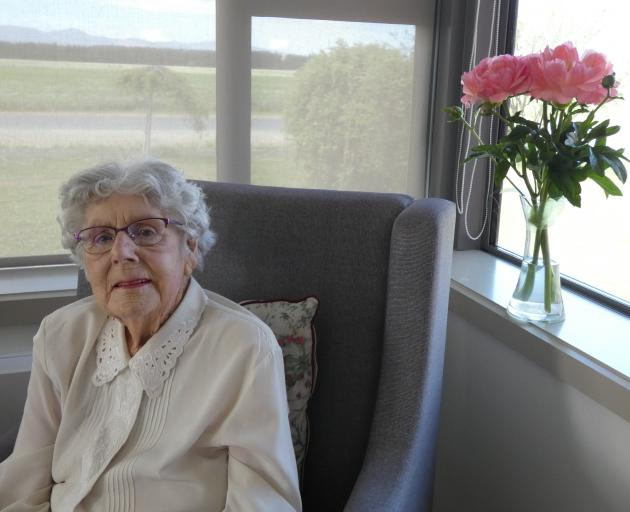 Ranfurly resident Bessie Pearson will celebrate her 104th birthday today with family. PHOTO:...