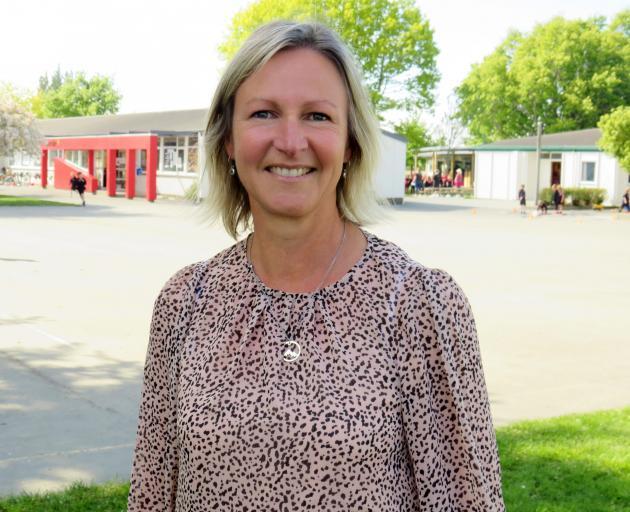 New Methven Primary School principal Sue Furndorfler. Photo: Supplied via Ashburton Courier