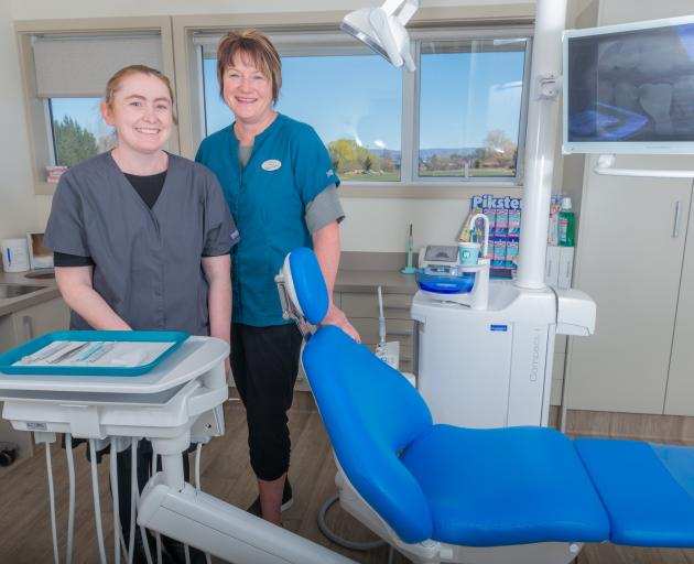 The Ranfurly dental base at Maniototo Health Services will extend its days of service from two to...