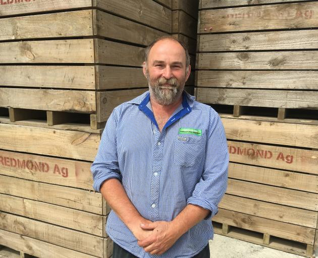 Richard Westaway is looking forward to the 145th annual Courtenay A&P Show on Saturday. PHOTO:...