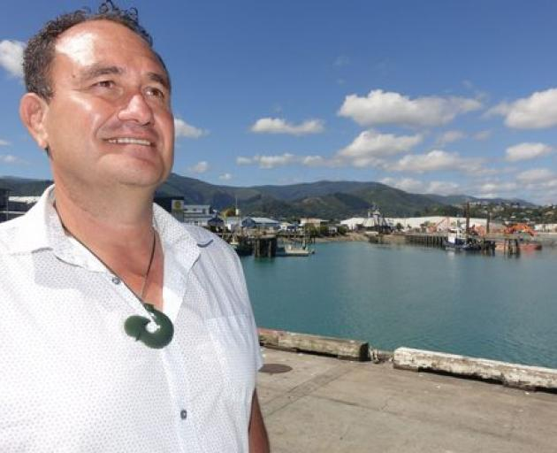 Sealord general manager of operations, Doug Paulin. Photo: RNZ