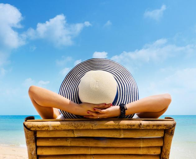 The main source of vitamin D is from exposure of the skin to sunlight. PHOTO: GETTY IMAGES