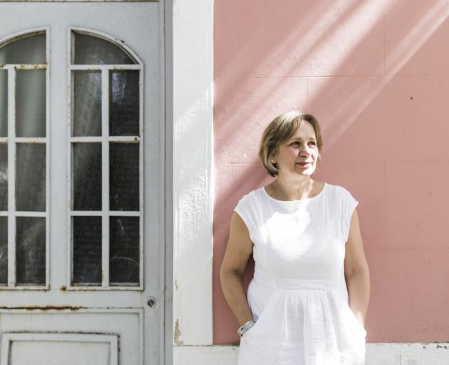 Australian author and teacher Meni Valle. PHOTOS: LEAN TIMMS