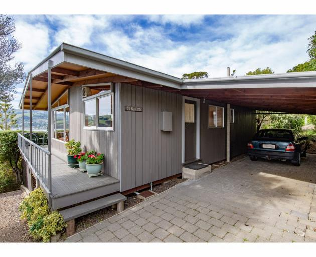 This 50-year-old one bedroom bach in Akaroa is valued between $600,000-$650,000. It last fetched ...