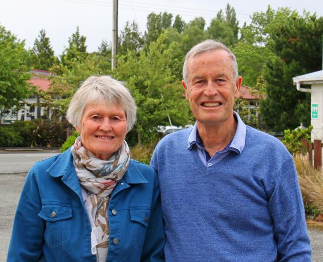Ruth and Errol Wood do not know anyone who has been burgled or robbed in Lincoln in their 38...