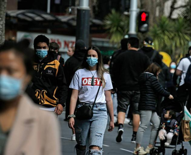New rules requiring masks on public transport in Auckland come into force tomorrow and Kiwis must...