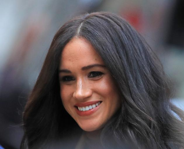 Meghan, Duchess of Sussex. Photo: Getty Images