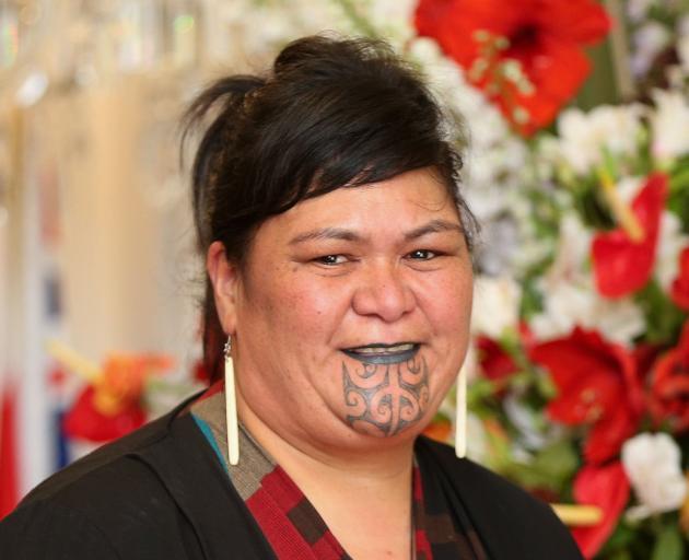 Labour MP Nanaia Mahuta. Photo: Getty Images