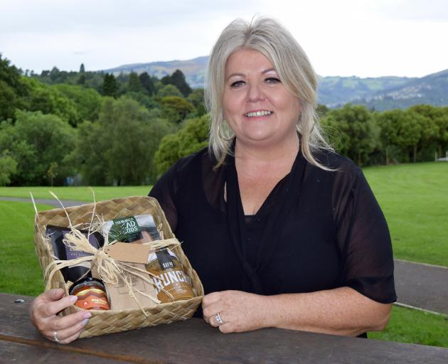 Interior designer Annie Simpson-King, of Dunedin, has been thinking outside the box since losing...
