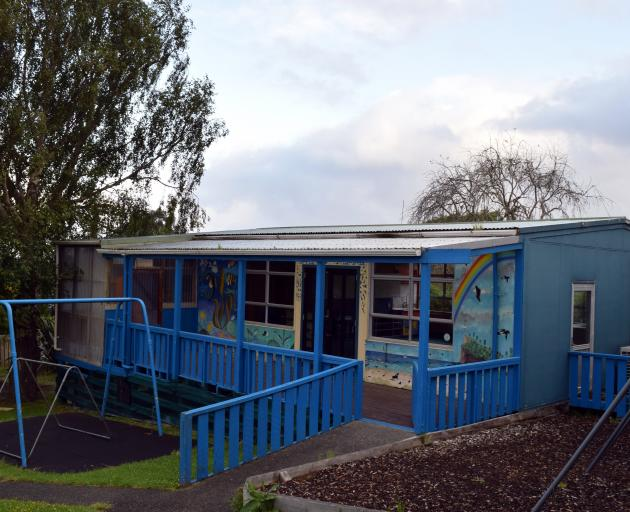 The former Warrington Playcentre building is set to be a community centre managed by Waiputai ...