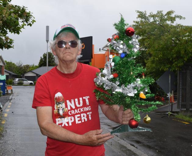 Christmas Family Fun Night co-ordinator John Bone is returning the annual festive celebration...