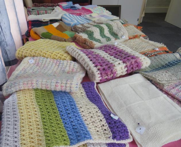 The Taieri Spinners and Weavers/Creative Fibre group is calling on keen knitters to join them in...